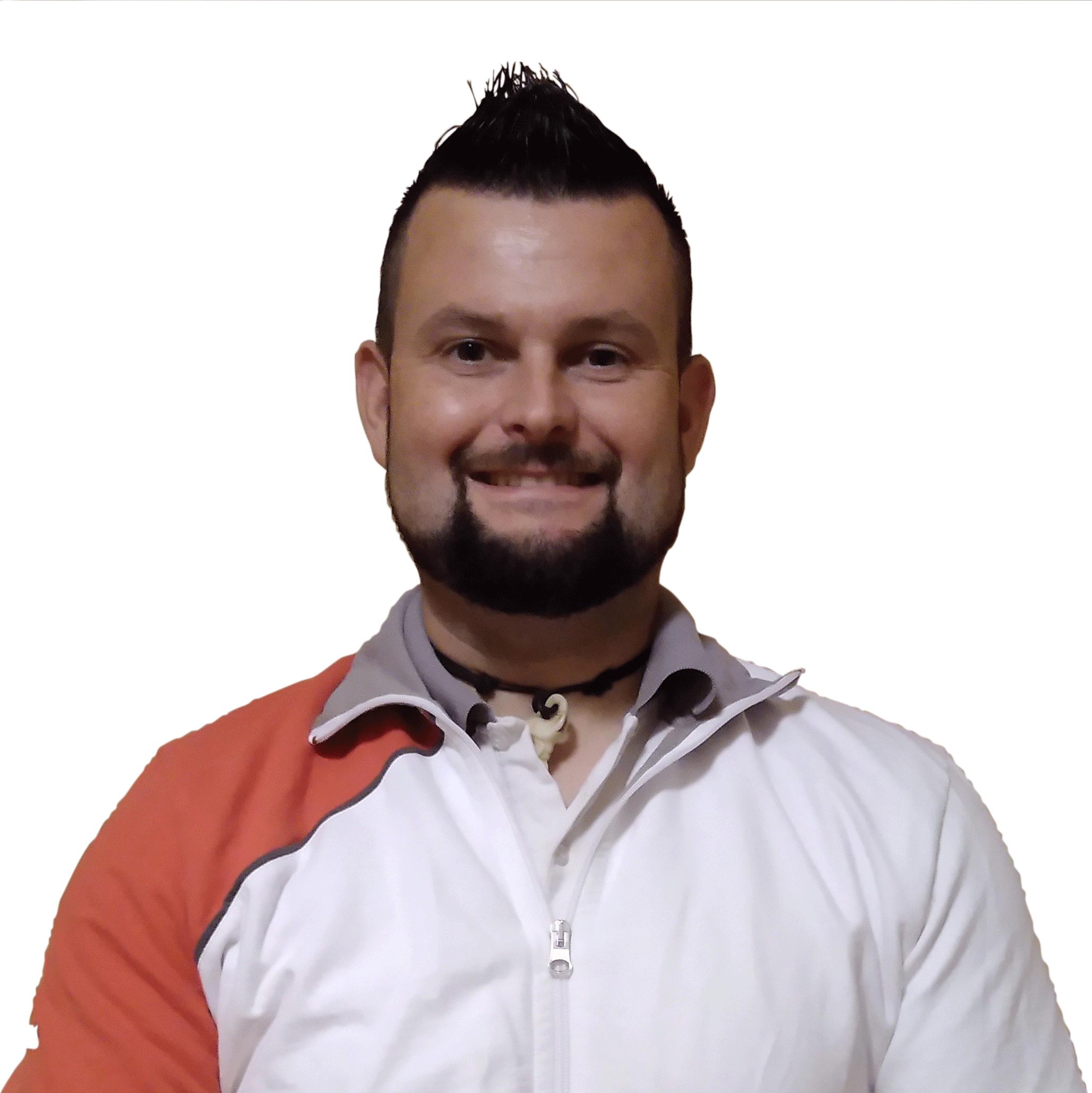 Sihing Stefan (2. HG), Schulleiter & Trainer